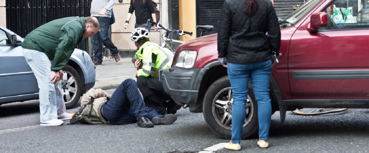 Pedestrian - Cyclist Accident in Maryland | Annapolis Attorney |Pedestrian Accidents